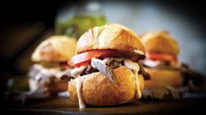 Beef Sliders Mon-Wed