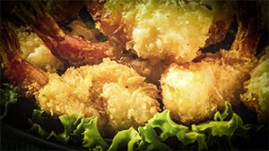 Coconut Shrimp-Friday